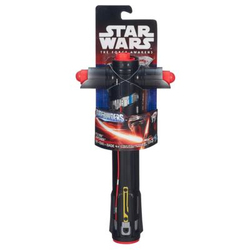 HASBRO - Star Wars: Gli Ultimi Jedi - Spada Laser Lightsaber Elettronica Bladebuilders (colori assortiti: verde, blu)