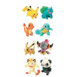 ROCCO GIOCATTOLI - Pokemon Personaggio (Personaggi assortiti)