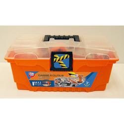 RIK&ROK - Cassetta degli Attrezzi con trapano elettrico 33 pezzi