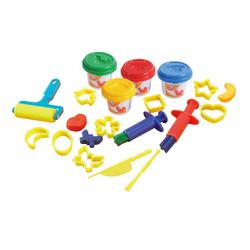 RIK&ROK - Secchio di pasta modellabile ed accessori