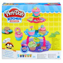 Play-Doh - La Torrei Dei Cupcake Playset