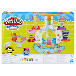 Play-Doh - La Bottega Dei Gelati Playset