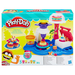 HASBRO - Play-Doh - La Fabbrica Dei Pasticcini Playset