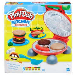 Play-Doh - Il Burger Set Playset