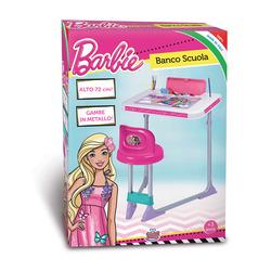 GRANDI GIOCHI - Banco Scuola in Metallo Barbie