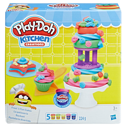 Play-Doh - Torte Ed Accessori Playset