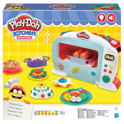 Play-Doh - Magico Forno Playset