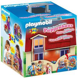 PLAYMOBIL - 5167 - Casa Delle Bambole Portatile