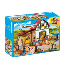 PLAYMOBIL - 6927 - Maneggio dei Pony