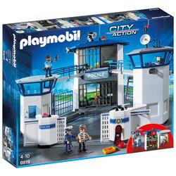 PLAYMOBIL - 6919 - Stazione della Polizia