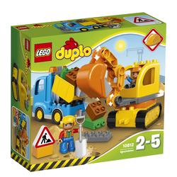 LEGO - Camion e Scavatrice Cingolata