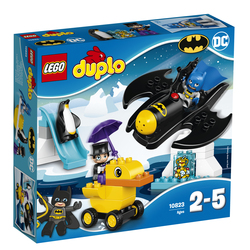 LEGO - 10823 - Avventura sul Bat-Aereo