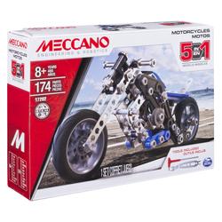 MECCANO - Multi Modello da 5 - Motocicletta