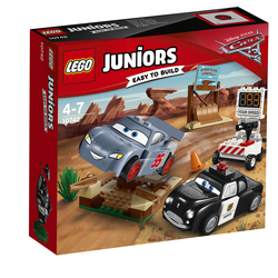 LEGO - 10742 - Willy's Butte Speed