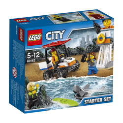 LEGO - 60163 - Coast Guard Starter Set