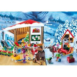 PLAYMOBIL - 9264 - Calendario dell'Avvento Babbo Natale