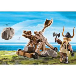 PLAYMOBIL - 9245 - Skaracchio con Catapulta