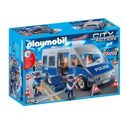 PLAYMOBIL - 9236 - Furgone della Polizia