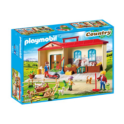 PLAYMOBIL - 4897 - Fattoria Portatile