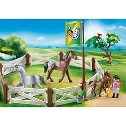 PLAYMOBIL - 6931 - Recinto dei Cavalli