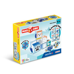 GEOMAG - Magicube Polar Animals