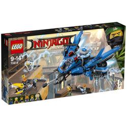 LEGO - 70614 - Jet-fulmine