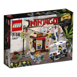 LEGO - 70607 - Inseguimento NINJAGO City