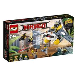 LEGO - 70609 - Manta Ray Bomber