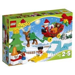 LEGO - 10837 - Le avventure Babbo Natale