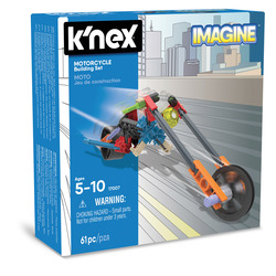 GRANDI GIOCHI - K-NEX Motorcycle Building Set