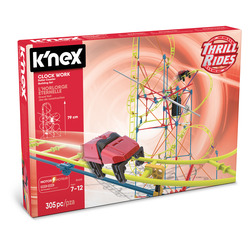 GRANDI GIOCHI - K-NEX Clock Work Roller Coast