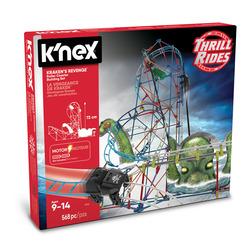 GRANDI GIOCHI - K-NEX Revenge Roller Coaster