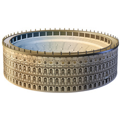 RAVENSBURGER - 3D Building Colosseo