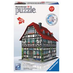 RAVENSBURGER - 3D Building Casa Medievale