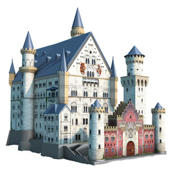 RAVENSBURGER - 3D Maxi Neuschwanstein Castle