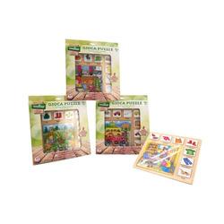GLOBO - Gioca Puzzle
