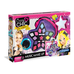 CLEMENTONI - Crazy Chic - Music Make up