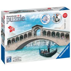 RAVENSBURGER - 3D Building Ponte di Rialto