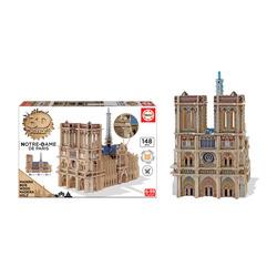 GRANDI GIOCHI - Puzzle 3D  Notre-Dame De Paris