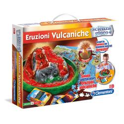 CLEMENTONI - Eruzioni Vulcaniche