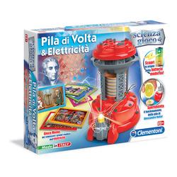 CLEMENTONI - Pila di Volta & Elettricità