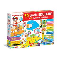 CLEMENTONI - Sapientino Penna Parlante  50 Giochi Educativi