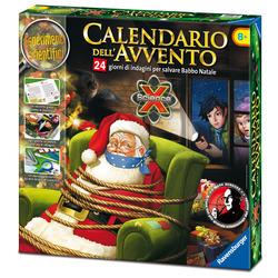 RAVENSBURGER - Calendario dell'Avvento Babbo Natale
