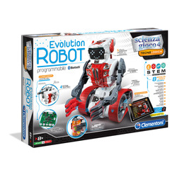 CLEMENTONI - Evolution Robot