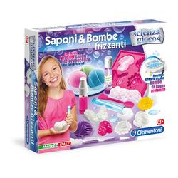 CLEMENTONI - Saponi & Bombe frizzanti