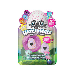 HATCHIMALS - Hatchimals Colleggtibles - Confezione da 2 ovetti