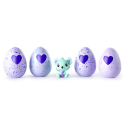 HATCHIMALS - Hatchimals Colleggtibles - Confezione da 4 ovetti + 1