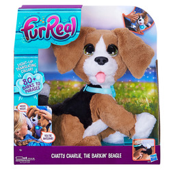 HASBRO - FurReal Friends - Charlie Il Beagle