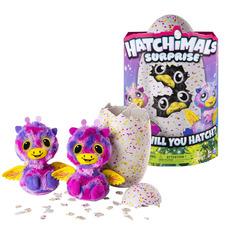 HATCHIMALS - Hatchimals Surprise Uovo Rosa