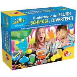 LISCIANIGIOCHI -  Laboratorio Fluidi Schifosi